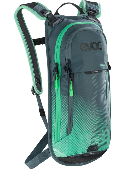 EVOC Stage Technical Performance Pack 3l slate-neon green
